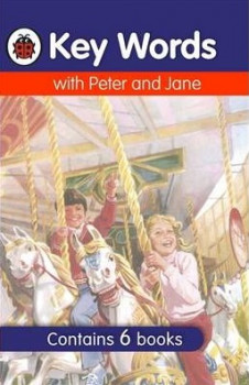 KEY WORDS WITH PETER AND JANE BOX SET:(1A,1B,1C,2A,2B,2C)