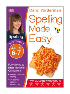 SPELLING MADE EASY AGES 6-7 KEY STAGE 2
