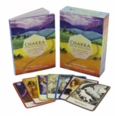 CHAKRA WISDOM ORACLE: THE COMPLETE SPIRITUAL TOOLKIT FOR TRANSFORMING YOUR LIFE