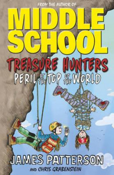 TREASURE HUNTERS 04: PERIL AT THE TOP OF THE WORLD