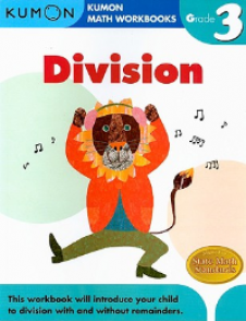KUMON MATH WORKBOOK: DIVISION (GRADE 3)