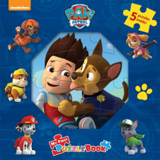 MY FIRST PUZZLE BOOK: PAW PATROL