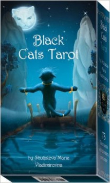 BLACK CATS TAROT (EX202)