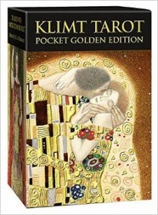 MINI KLIMT TAROT (GOLDEN MINI EDITION) (SP02)