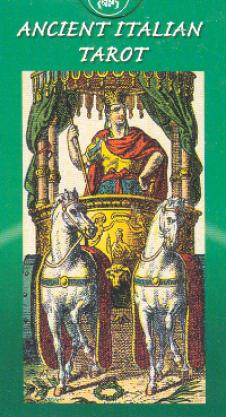 ANCIENT ITALIAN TAROT (CODE: EX11)