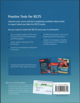 COLLINS PRACTICE TESTS FOR IELTS