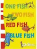 ONE FISH, TWO FISH, RED FISH, BLUE FISH (BLUE BACK BOOK)