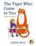 TIGER WHO CAME TO TEA, THE [POP-UP 40TH ANNIVERSARY EDITION]