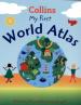 COLLINS MY FIRST WORLD ATLAS