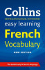 COLLINS EASY LEARNING FRENCH VOCABULARY (2ND REVISED ED.)