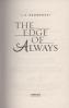 EDGE OF ALWAYS, THE