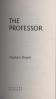 PROFESSOR, THE