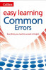 COLLINS EASY LEARNING COMMON ERRORS (2ND ED.)