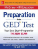 MCGRAW-HILL PREPARATION FOR THE GED TEST: YOUR BEST STUDY PROGRAM FOR THE NEW EXAM (2ND ED.)