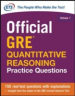 MCGRAW-HILL'S OFFICIAL GRE QUANTITATIVE REASONING PRACTICE QUESTIONS (1ST ED.)