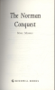 NORMAN CONQUEST, THE