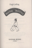 STORY OF DOCTOR DOLITTLE, THE (VINTAGE CHILDREN'S CLASSICS)