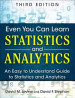 EVEN YOU CAN LEARN STATISTICS AND ANALYTICS: AN EASY TO UNDERSTAND GUIDE TO STATISTICS AND ANALYTICS (3RD EDITION)