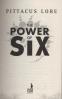 POWER OF SIX, THE (LORIEN LEGACIES # 2)