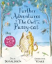 FURTHER ADVENTURES OF THE OWL AND THE PUSSY-CAT BOOK AND CD, THE