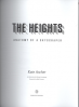 HEIGHTS, THE: ANATOMY OF A SKYSCRAPER