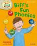 READ WITH BIFF, CHIP & KIPPER PHONICS: BIFF'S FUN PHONICS (LEVEL 1)