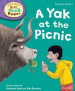 READ WITH BIFF, CHIP & KIPPER PHONICS: A YAK AT THE PICNIC (LEVEL 2)