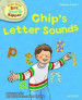 READ WITH BIFF, CHIP & KIPPER PHONICS: CHIP'S LETTER SOUNDS (LEVEL 1)