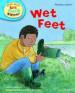READ WITH BIFF, CHIP & KIPPER PHONICS: WET FEET (LEVEL 4)
