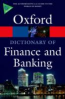 DICTIONARY OF FINANCE AND BANKING 5/E