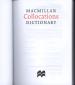 MACMILLAN COLLOCATIONS DICTIONARY