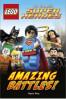 LEGO DC AMAZING BATTLES! (DK READS)