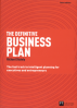 DEFINITIVE BUSINESS PLAN: THE FAST TRACK TO INTELLIGENT PLANNING FOR EXECUTIVES AND ENTREPREUNERS