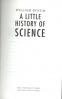 LITTLE HISTORY OF SCIENCE, A