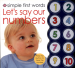 SIMPLE FIRST WORDS: LET' S SAY NUMBERS