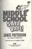 MIDDLE SCHOOL #6: SAVE RAFE! (IN'TL)