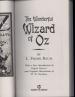 WONDERFUL WIZARD OF OZ, THE