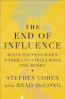 END OF INFLUENCE, THE: WHAT HAPPENS WHEN OTHER COUNTRIES HAVE THE MONEY