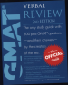 GMAT VERBAL REVIEW 2E