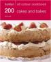 HAMLYN ALL COLOUR: 200 CAKES & BAKES