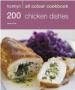 HAMLYN ALL COLOUR: 200 CHICKEN RECIPES