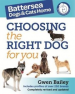 CHOOSING THE RIGHT DOG FOR YOU