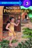 TRUE STORY OF POCAHONTAS (STEP INTO READING 3), THE