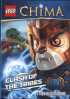 LEGO LEGENDS OF CHIMA: CLASH OF THE TRIBES STORY ACTIVITY READER