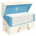 WORLD OF PETER RABBIT COMPLETE COLLECTION, THE (1-23 WHITE JACKETS)