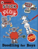 LADYBIRD STICK AND PLAY: DOODLING FOR BOYS