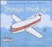 USBORNE BABY JIGSAW BOOKS: THINGS THAT GO