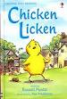 CHICKEN LICKEN (FIRST READING LEVEL 3)