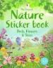 NATURE STICK BOOKS: TREES, BIRDS, & FLOWERS