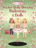 STICKER DOLLY DRESSING: BALLERINAS & DOLLS